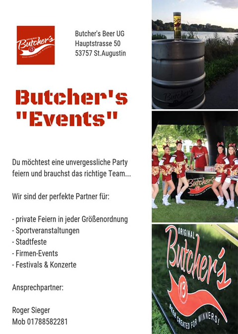 Butchers Event Troisdorf Jets